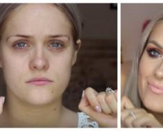 maquilladora discapacitada