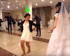 baila mejor que la novia - portada
