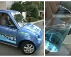auto funciona con agua - portada