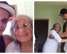 joven y abuela - portada