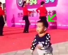 pequeño bailarin - portada