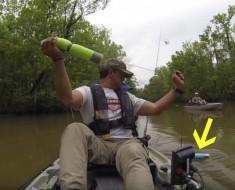 pesca terrible - portada