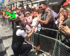 policia pide matrimonio - portada