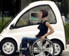auto silla de ruedas - portada