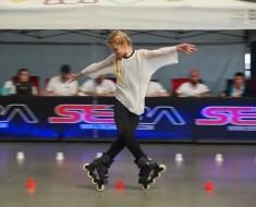 destreza en patines - portada
