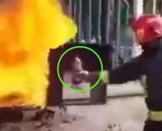 bombero y coca cola - portada