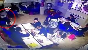 disparos en escuela - portada