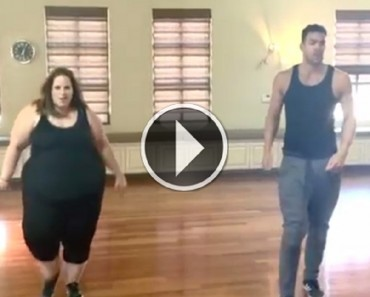 fat girl dancing portada